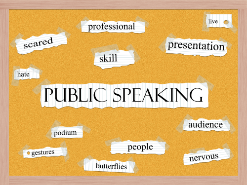MONTCLAIR - Are you looking to develop presentation skills that help