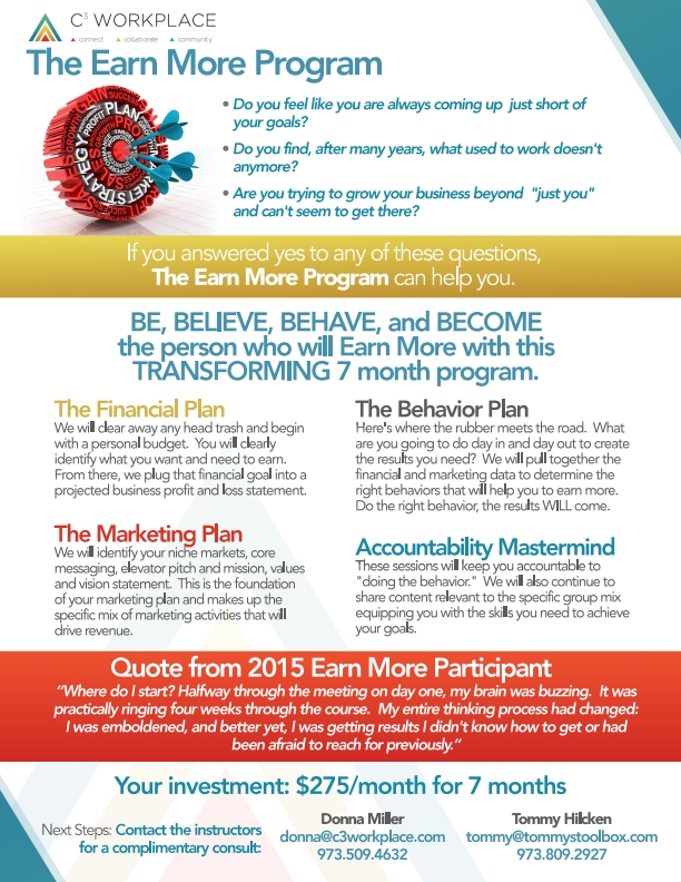 The Earn More Program Flyer_001