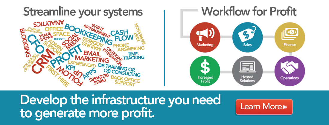 Workflow for Profit