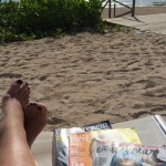 Dont' Hate Me – I'm Working from the Beach in January