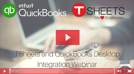 TSheets integration