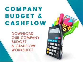 Company Budget & Cashflow